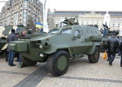 Нова інформація про бронеавтомобіль «Дозор-Б»