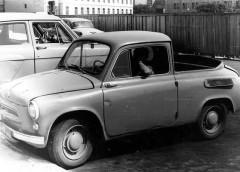 ЗАЗ-965П – унікальний пікап на базі ЗАЗ-965А