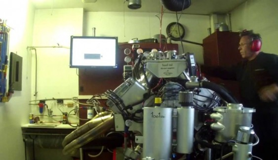 Як звучить мотор потужністю більше 1600 кінських сил!