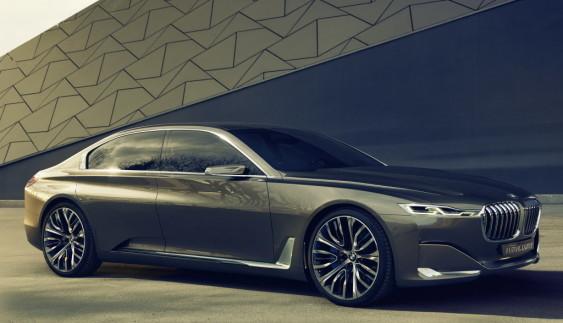 BMW 9-ї серії і BMW i6: перша інформація