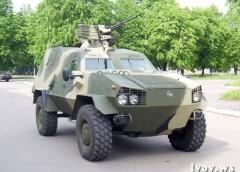 """Бронетранспортер """"Дозор-Б"""" виготовлятимуть за стандартами НАТО"""