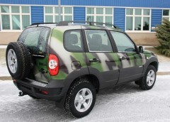 У Chevrolet Niva може з'явитися «бойова» версія