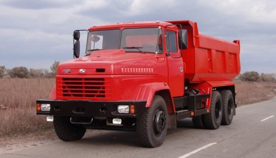 Гігант залізорудної промисловості вибрав автомобілі КрАЗ