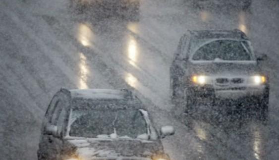 Водіїв Київщини попереджають про небезпеку на дорогах