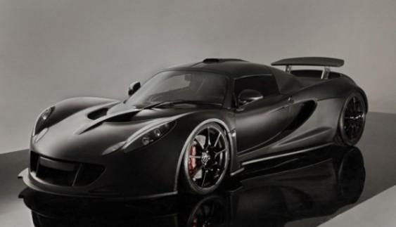 ТОП-10 найшвидших автомобілів у світі (Фото)