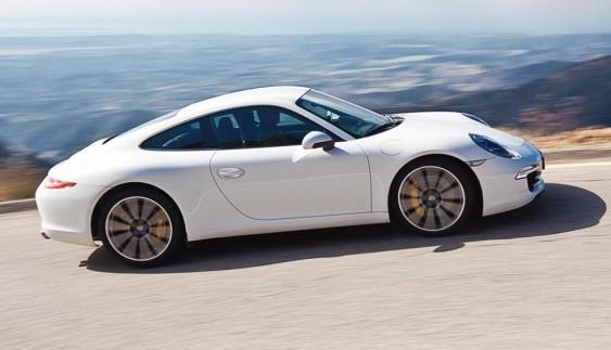 В Украине представили новую генерацию модели Porsche 911