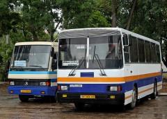 ЛАЗ-4207 – перший автобус в пострадянський період