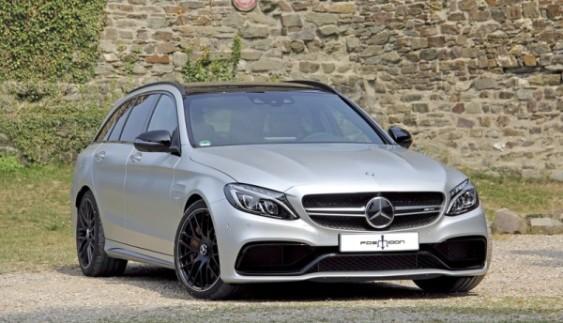Mercedes-AMG C63 отримав пакет спортивних оновлень