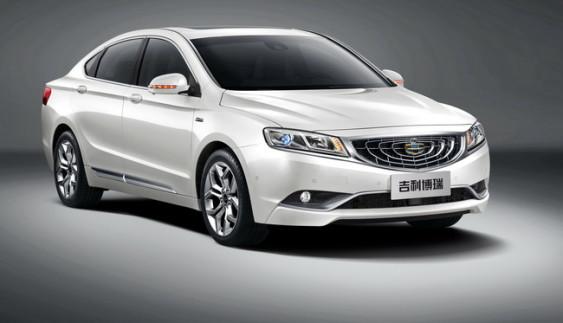 Коли кращий автомобіль Китаю приїде в Україну?