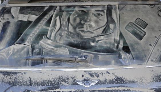 Як автомобілі перетворюють у витвір мистецтва (відео)