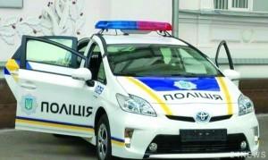 Поліція розпочала полювання на авто з «сепаратистськими» номерами