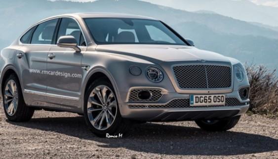 Перше зображення нового Bentley Bentayga Coupe