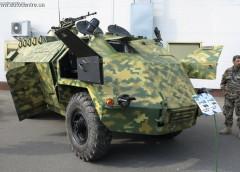 Найкращі українські броньовані автомобілі року
