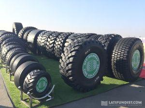 Індійські шини – українським аграріям: відкрили новий завод