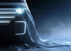 Volkswagen продемонстрував перше зображення нового концептуального фургона
