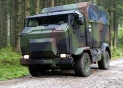 Mungo ESK – німецька вантажівка підвищеної прохідності для спеціального використання