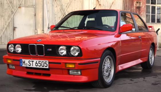 BMW випустила відео, яке нагадує нам про переваги M3 E30