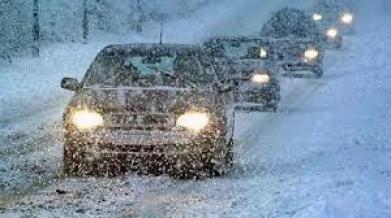 В Україні через погодні умови закрили ще одну трасу