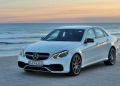 Нова інформація про седан Mercedes-Benz E-Class (W213)