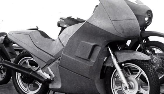 Ескортні мотоцикли ІЖ з роторними двигунами