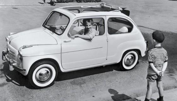"""Дідусь """"Запорожця"""": Fiat 600"""
