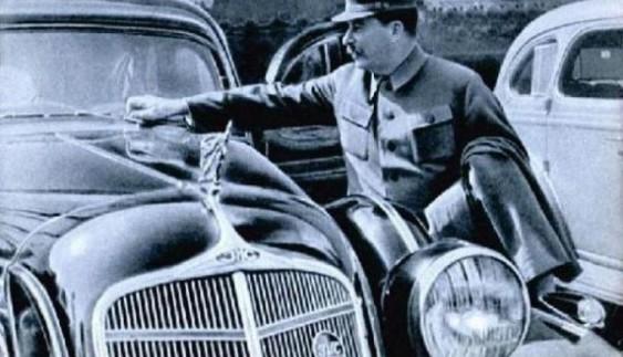 На яких авто їздили Ленін, Сталін і Брежнєв