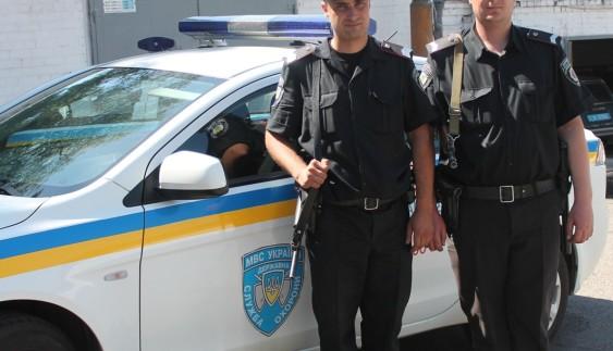 Як ДСО нахабно порушила ПДР перед патрульною поліцією (відео)