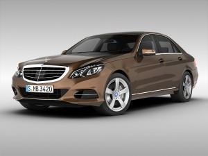 Mercedes-Benz представив у Детройті седан Е-класу нового покоління
