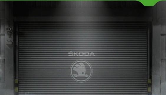 Skoda інтригує натяками на новинку: опублікували перший тизер майбутнього кросовера