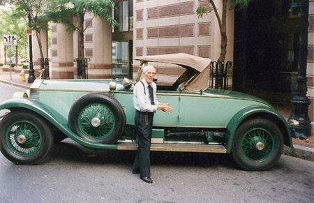 Автомобіль, який 78 років належав одному господареві