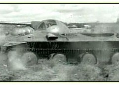 Дослідна дeсaнтнa бронемашина «Oб'єкт 760»