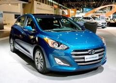 Hyundai оголосила цiни на Elantra нового покоління