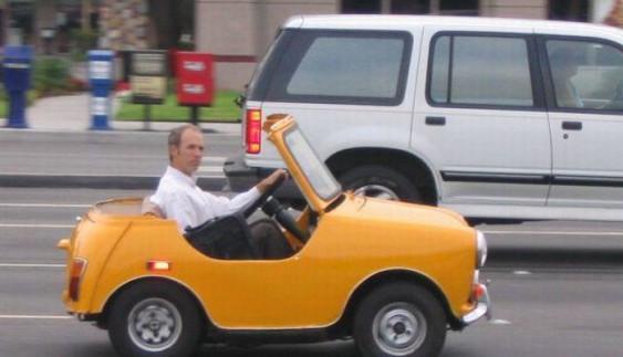ТОП-5 найсмішніших автомобілів (ВІДЕО)