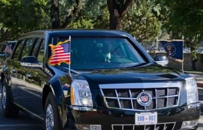 Надзвичайно дорогі автомобілі президентів