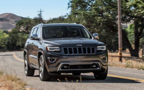 Машина-блискавка: нову модель Jeep готують до презентації (відео)