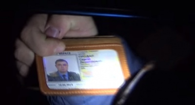 Даішник зупинив авто активіста і відмовлявся показати посвідчення (ВІДЕО)