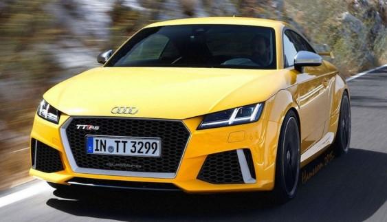 Audi TT RS може отримати новий турбомотор