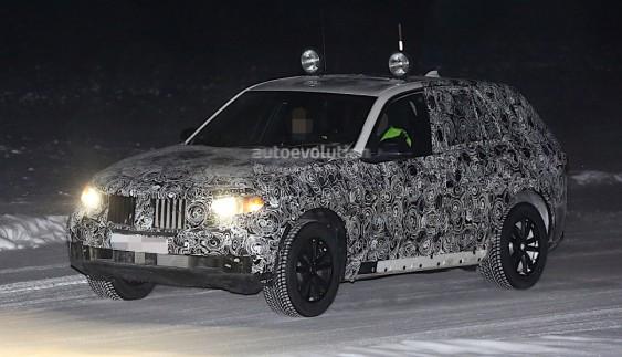BMW засвітив оновлений кросовер X5