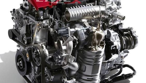 Опубліковано зображення дволітрового турбомотора Honda