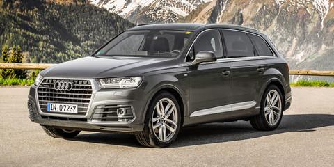 Audi Q7: весела реклама про авто від німців(ВІДЕО)