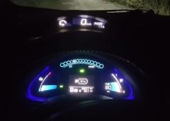 Nissan Leaf: зимовий тест електромобіля в Україні (ФОТО)