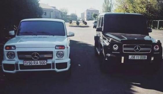"Як із ""Ниви"" зробили Mercedes ""кубик"" (фото)"