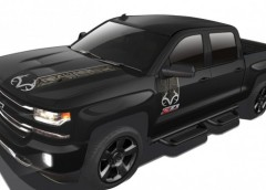 Компанія Chevrolet анонсувала спеціальну модифікацію пікапа Silverado