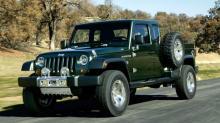 Пікапу на базі Jeep Wrangler дали «зелене світло»
