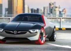 Розсекретили нове купе від Opel