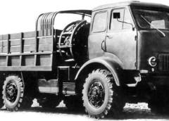 КрАЗ-253/259 – секретна розробка з революційними нововведеннями (Фото)