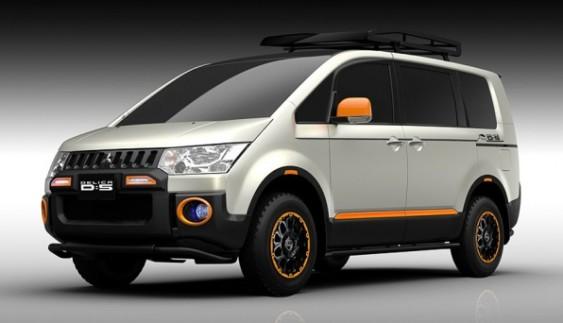 Mitsubishi покаже в Токіо чотири концептуальні автомобілі