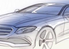 Mercedes-Benz представив офіційні зображення нового E-Class