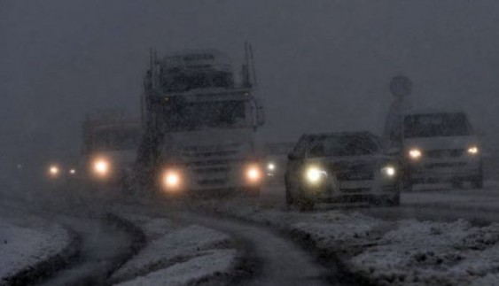 Погода погіршується: які регіони варто оминати водіям 19 січня