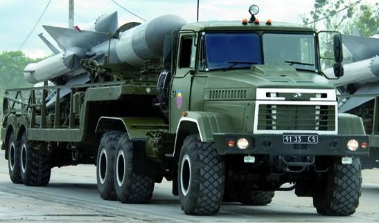 Українська армія отримає нові військові вантажівки